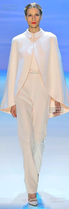 Georges Hobeika Haute Couture Fall Winter 2014-15